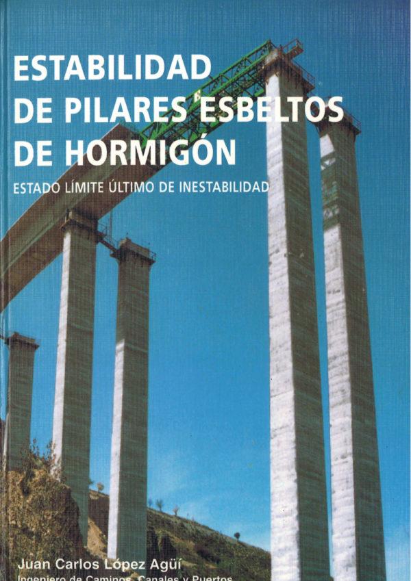 Estabilidad de pilares esbeltos de hormigón. Estado límite último de inestabilidad