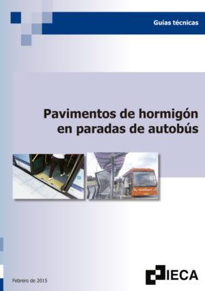 Pavimentos de hormigón en paradas de autobús