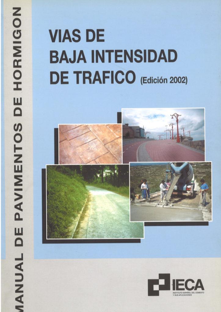 Manual de pavimentos de hormigón para vías de baja intensidad de tráfico