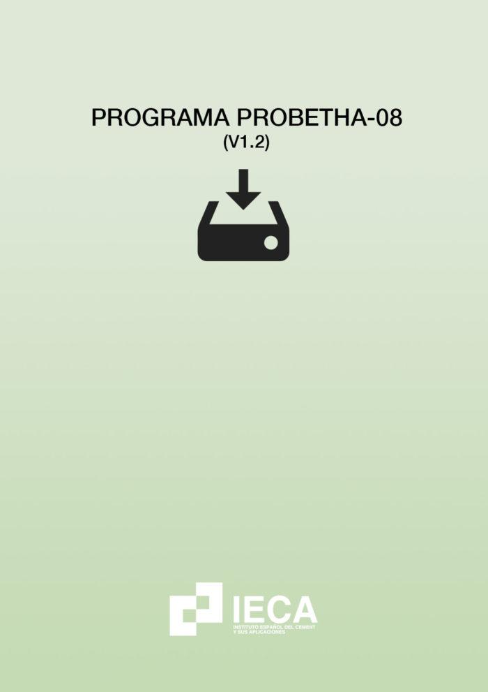 Programa PROBETHA-08 (v1.2)