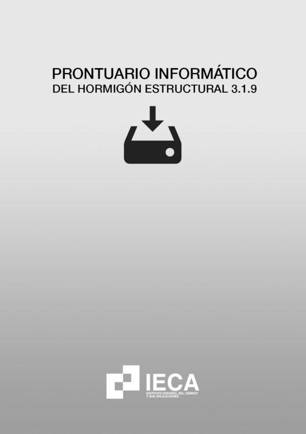 Prontuario informático del hormigón estructural 3.1.9
