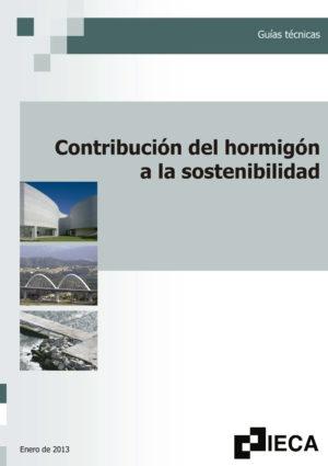 Contribución del hormigón a la sostenibilidad