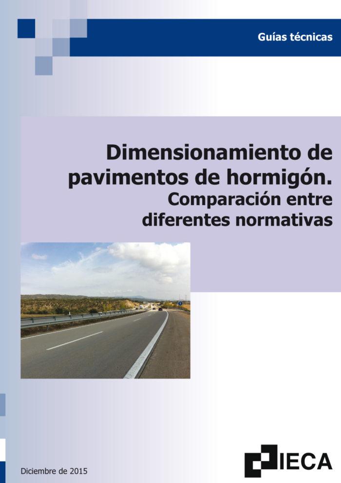 Dimensionamiento de pavimentos de hormigón