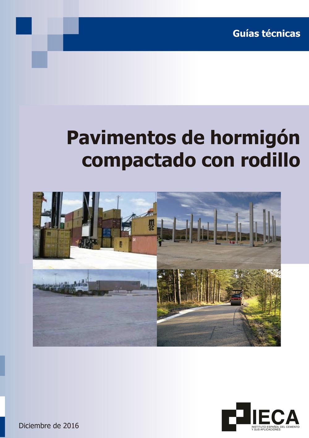 Pavimentos de hormigón compactado con rodillo